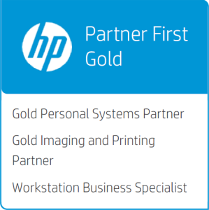 HP Partner First Gold Workstation Business Specialist